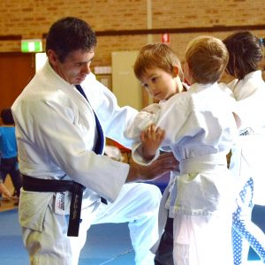 Childrens Class 5-12yrs @ Judo International