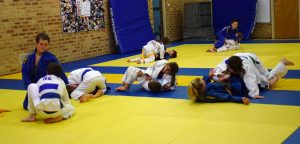 Cadets Newaza Class @ Judo International | Gwelup | Western Australia | Australia