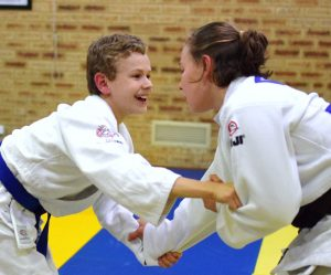 Childrens Class 12-15yrs @ Judo International