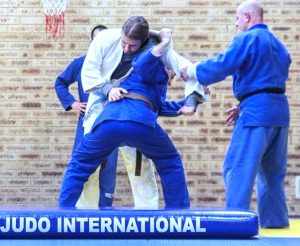 Adults Class @ Judo International