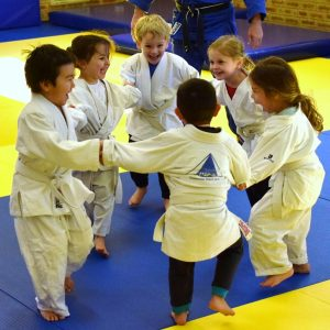 Childrens Class 3-4yrs @ Judo International
