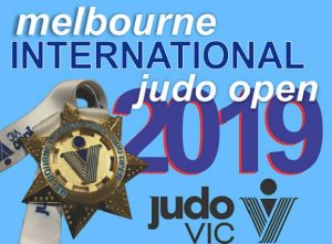 2019 Melbourne International Judo Open @ Victoria | Australia