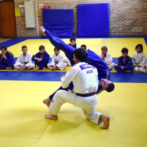 Kata Class @ Judo International